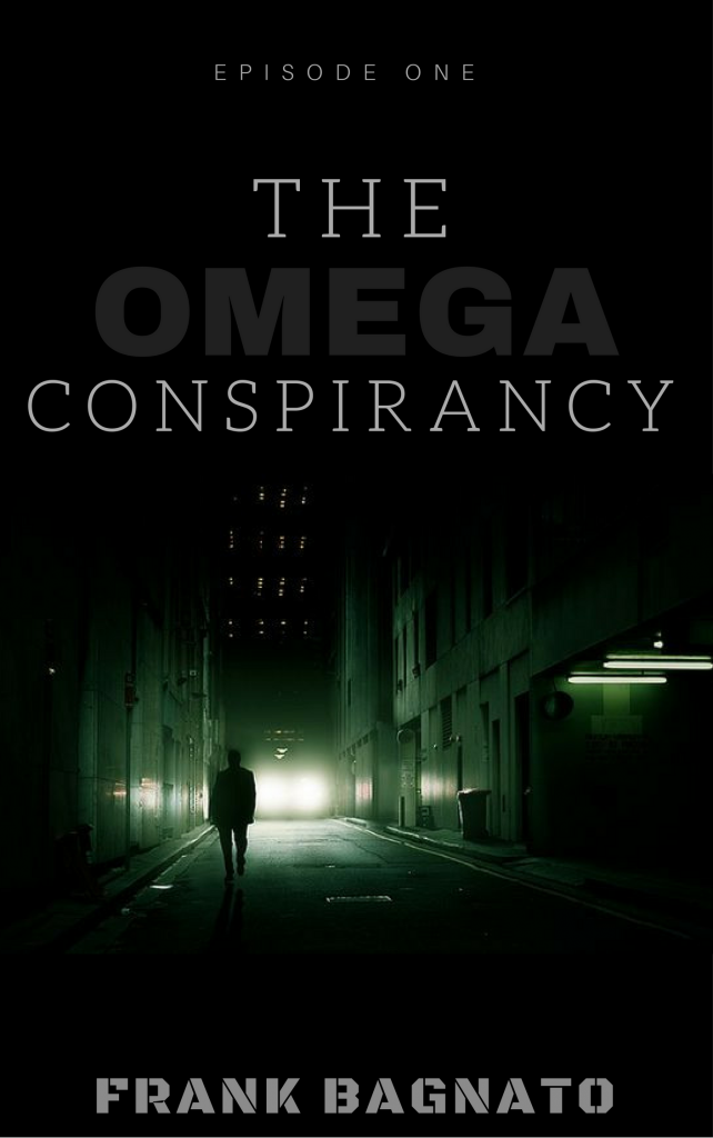 The Omega Conspiracy: Episode One Cover 4