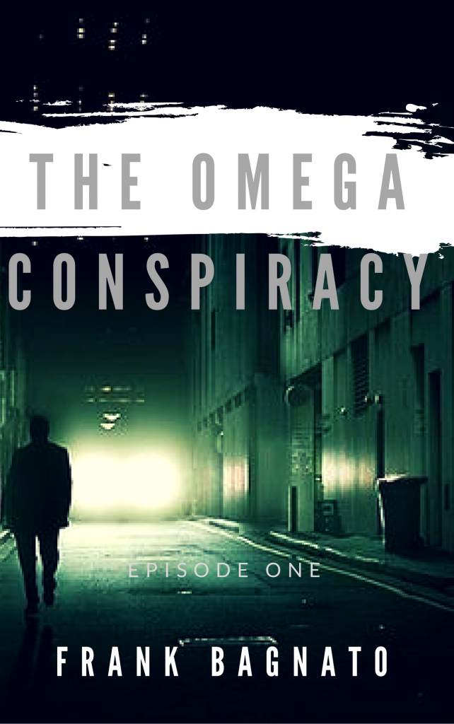 The Omega Conspiracy: Episode One Cover 3