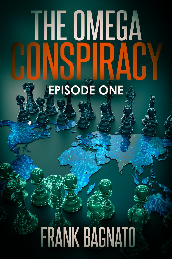 The Omega Conspiracy: Episode One Cover 2