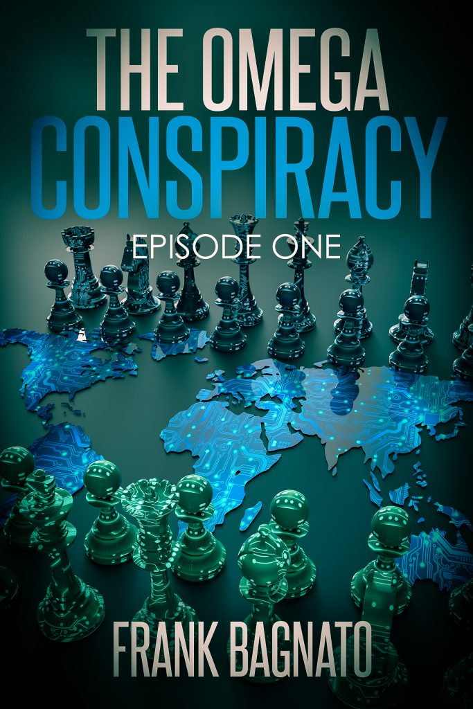 The Omega Conspiracy- Episode One Book Cover